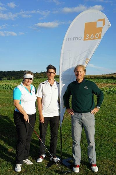 Charity-Golfturnier 2012