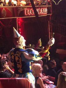 Rosa unterwegs – Circus Roncalli 2018